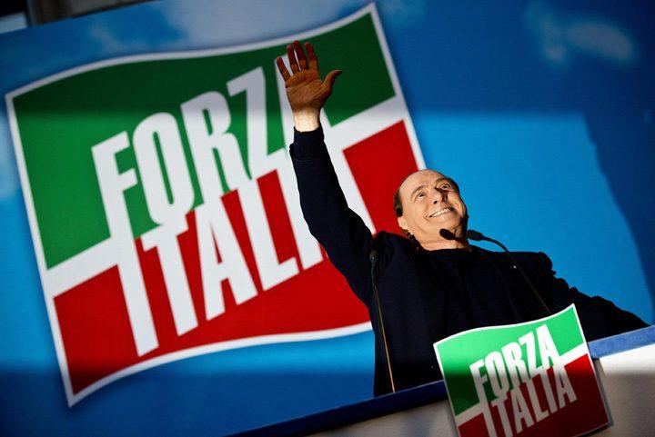 berlusconi 720x481 Berlusconi, din nou  pe val