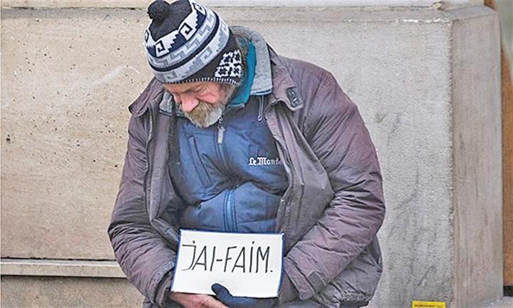 boschetari Parisul isi numara boschetarii