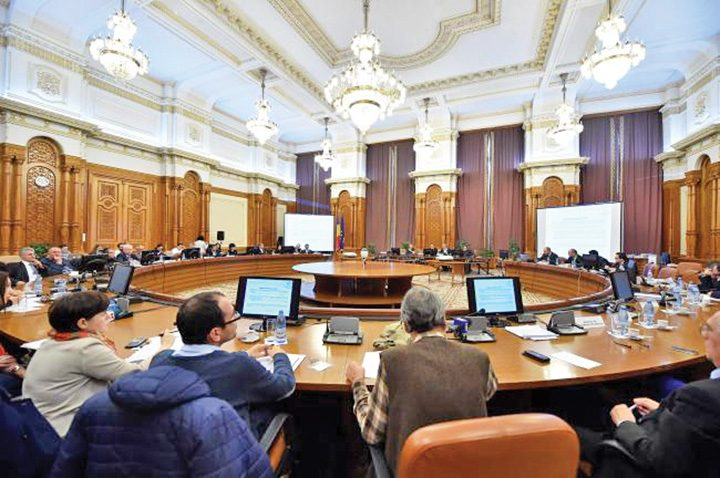 comisie 720x478 Comisiile parlamentare, bataia de joc a Serviciilor!