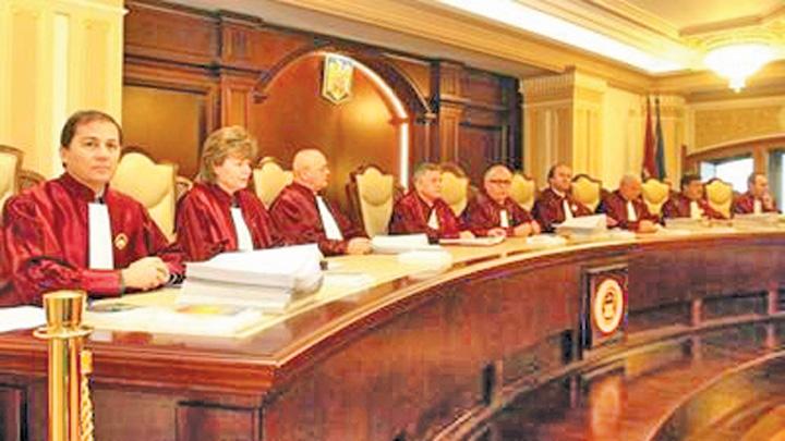 curtea constitutionala a romaniei luju.ro  Dar pe CSM cine il judeca?