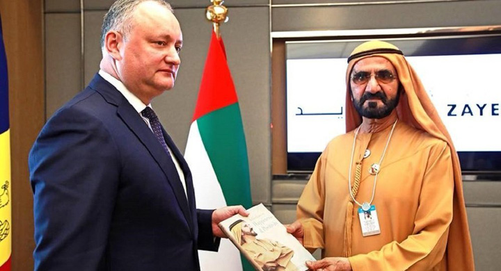dodon arabi Arabii descind in Republica Moldova