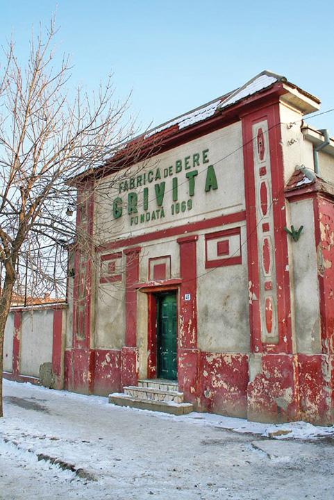 fabrica de bere  Fabrica de bere Grivita devine complex rezidential