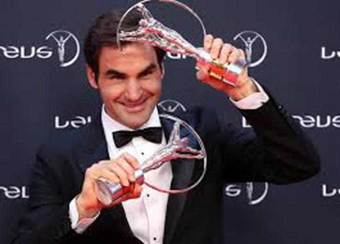 federer 1 696x500 Federer si Serena Williams, cei mai buni sportivi ai anului
