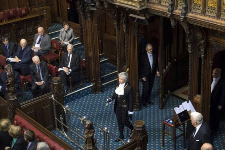 """femeie 720x481 In premiera, o femeie a devenit prima """"black rod"""" din Parlamentul britanic"""