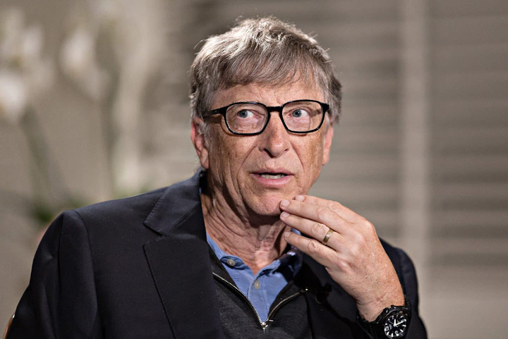gates Bill Gates cere sa fie taxat mai mult