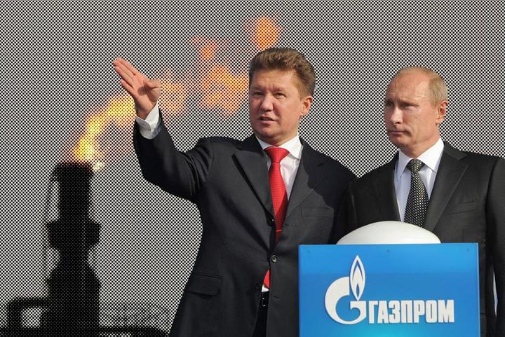 gazprom Putin Gazprom sare la gatul Ungariei din cauza Romaniei