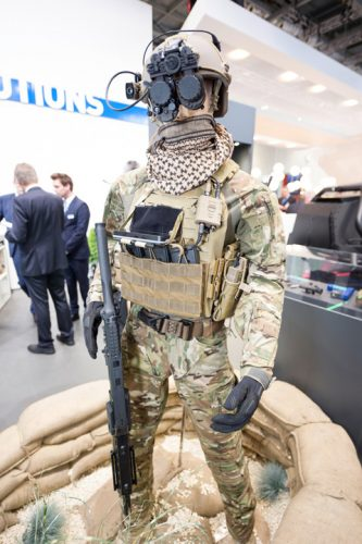 "gladius 333x500 Robotizarea armatei, o noua ""afacere Motorola""?"