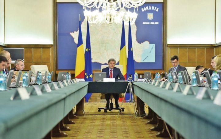 guvern ciolos 720x452 Curtea de Conturi lasa Guvernul Ciolos in turismul gol