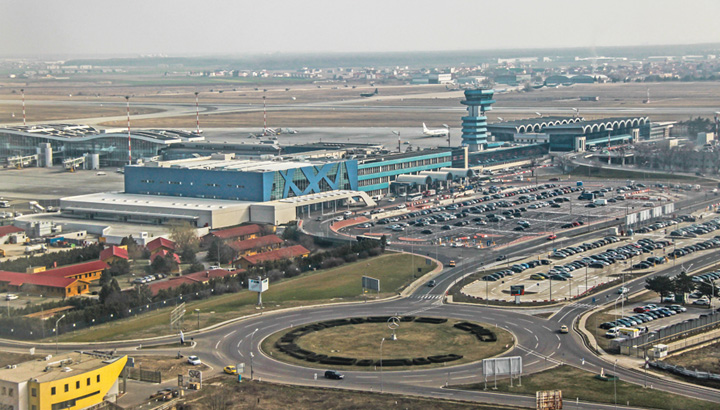 jaf la otopeni Jaf la aeroportul Otopeni