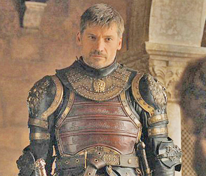 jamie lannister 1 Game of Thrones pe gheata