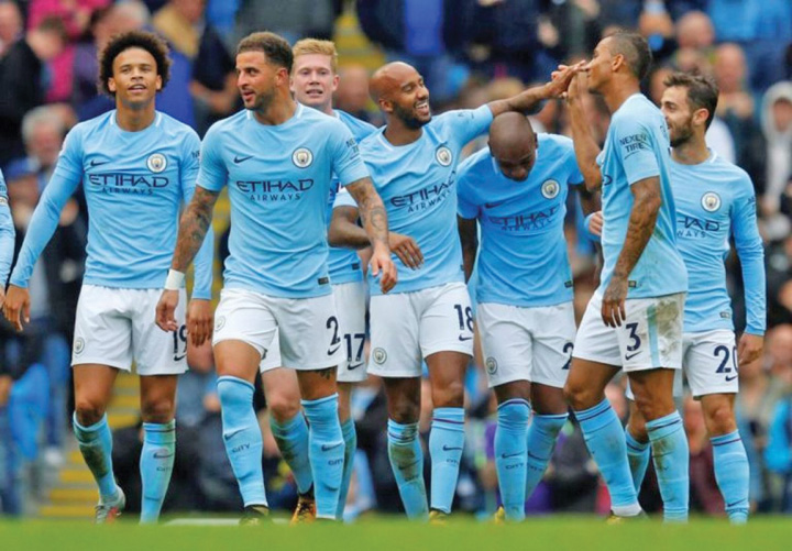 manchester city Record la Manchester City: 878 milioane de euro in jucatori
