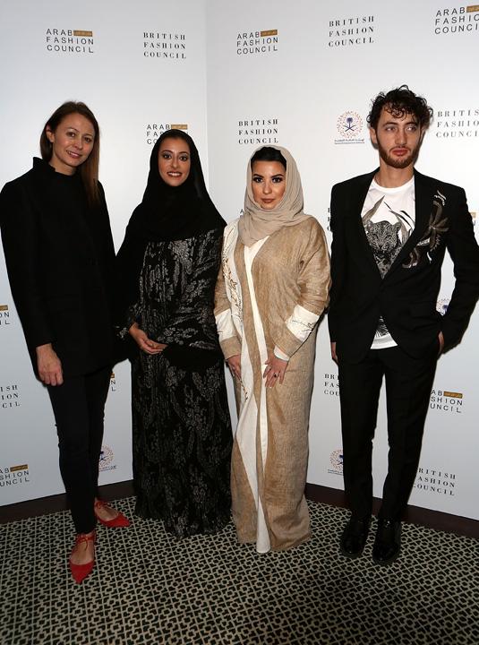 medalion1 Arabia Saudita isi face propriul Fashion Week