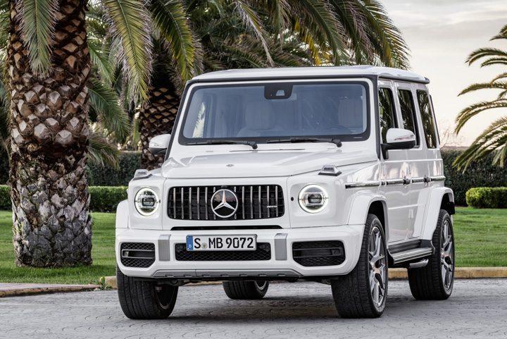 mercedes 720x481 Noul Mercedes G 63  AMG se dezvaluie