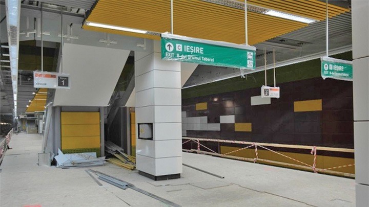 metrou 1 Telenovela metroul Drumul Taberei, episodul amenajari