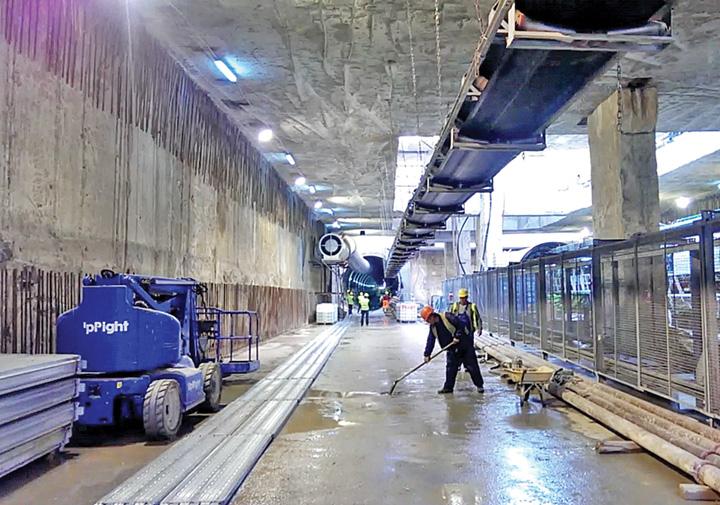 metrou DT Telenovela metroul Drumul Taberei, episodul amenajari