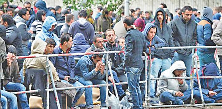 migranti Liber la infractori in Romania!
