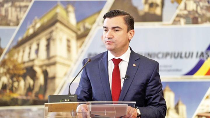 mihai chirica PSD pierde Primaria Iasi