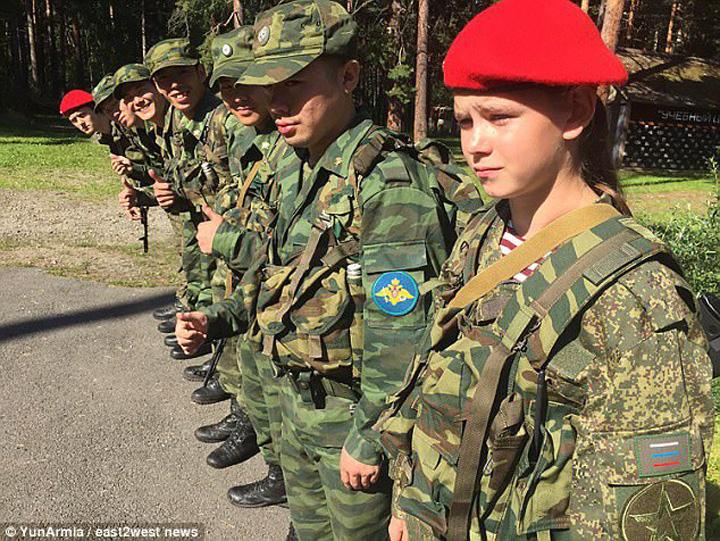 minori Armata de minori a Rusiei