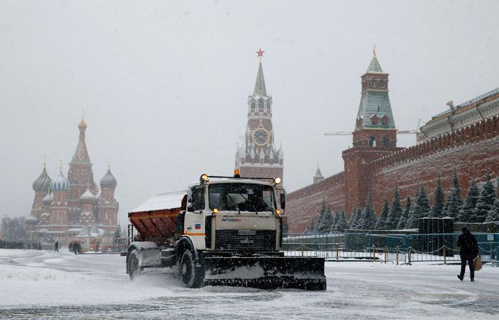 moscova 13 Moscova, inghitita de zapada