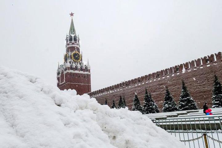 moscova1 Moscova, inghitita de zapada
