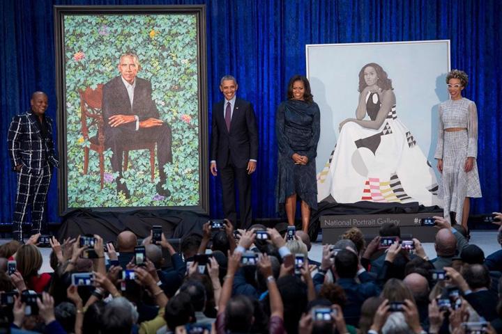 obama Sotii Obama au ajuns piese de muzeu
