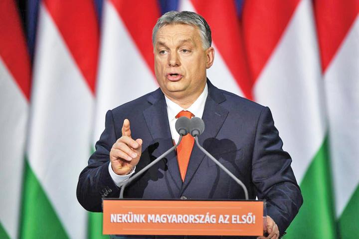 orban Orban: Am trimis inapoi lesa la FMI si botnita la Bruxelles
