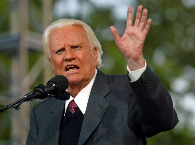 pastor 672x500 Pastorul Americii a incetat din viata