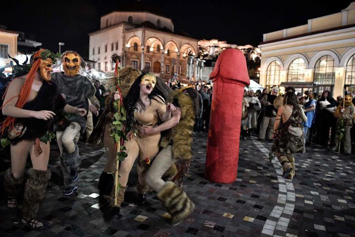 penis 1 Festivalul grecesc al penisului