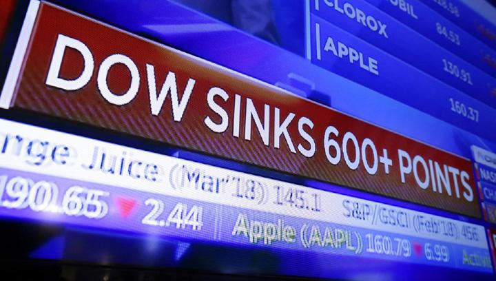 prabusire burse Bursele lumii, pe rosu! Vine criza?