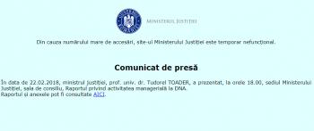 preciz 350x147 Raportul, publicat la o zi cand s a aflat ca ministrul Justitiei propune revocarea sefei DNA