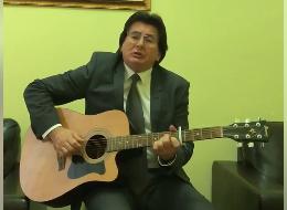 """primar Moment muzical cu primarul Robu: """"dedicatie hater ilor mei!"""" (VIDEO)"""