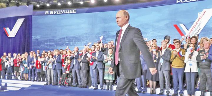 putin 1 Putin castiga fara sa miste un deget
