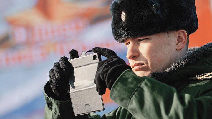 rusia 720x405 Supertelefoane pentru ofiterii armatei ruse