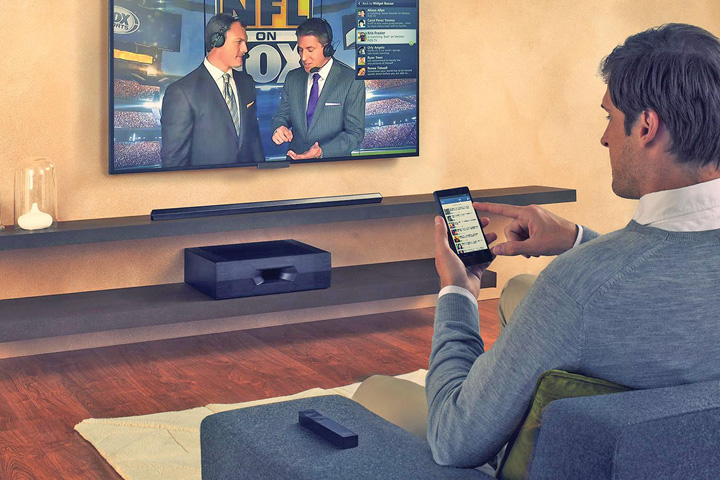 second screen tv Romanii prefera telefonul in locul in televizorului