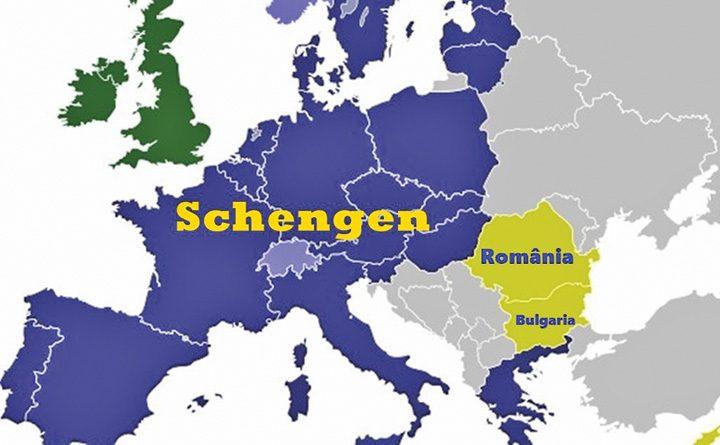 """spatiul schengen 720x445 Deutsche Welle: Romania si Bulgaria, """"copiii problema ai Europei"""""""