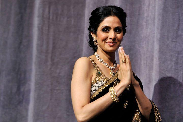 "sridevi kapoor 720x480 A murit ""regina"" Bollywood ului"
