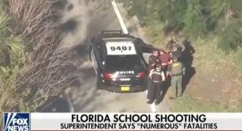 suspect liceu 350x190 17 oameni ucisi de un tanar de 19 ani, intr un liceu din Florida (VIDEO)