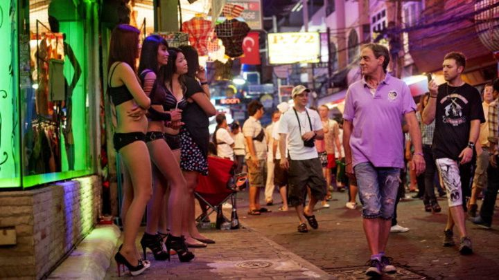 thailanda 720x405 Thailanda pune capat turismului sexual