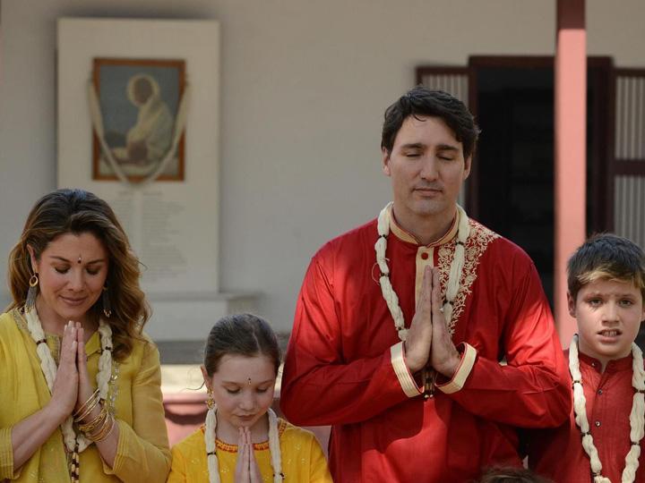 trudeau 1 Trudeau, mai tare ca guru Bivolaru
