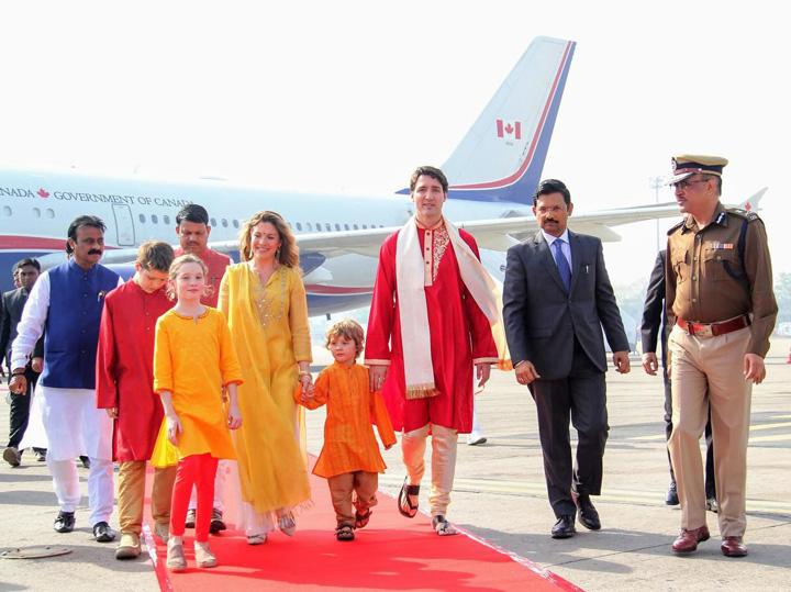 trudeau 2 Trudeau, mai tare ca guru Bivolaru