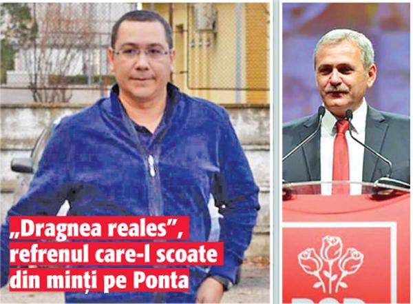 02 03aaaa Ponta, cu dintii in beregata lui Dragnea!