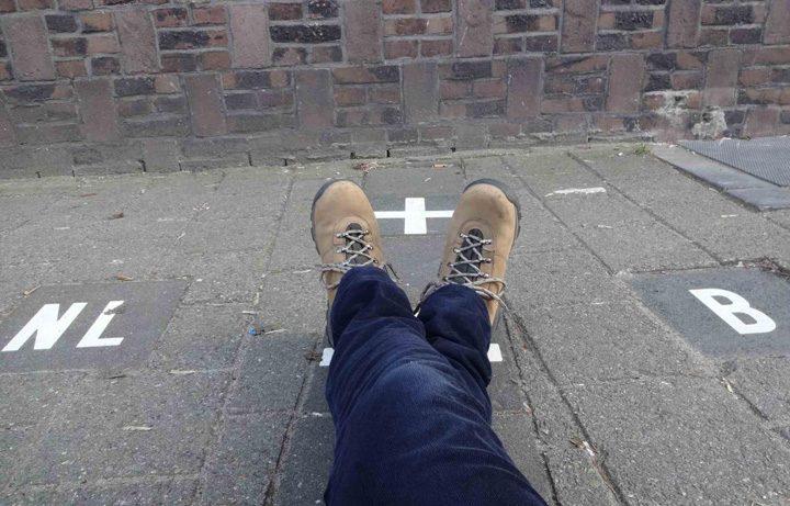 2 3 720x461 Cu un picior in Belgia si cu celalalt in Olanda