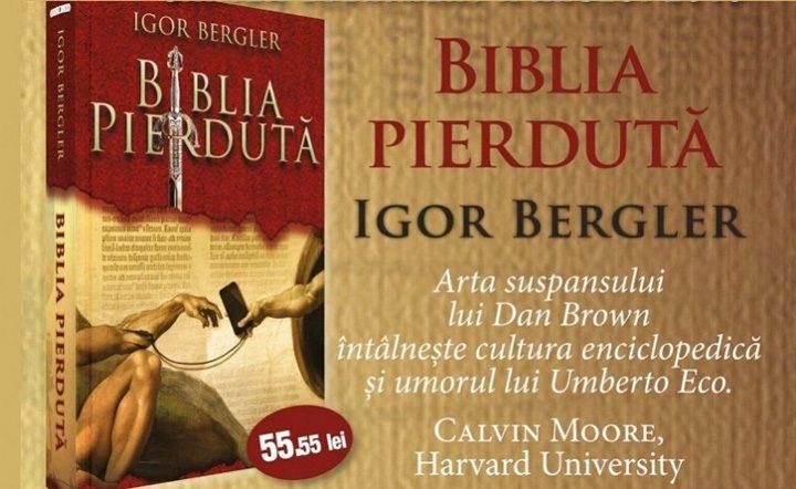 Bilblia pierdută 720x442 Premiera: Biblia pierduta a ajuns la Penguin Random House!