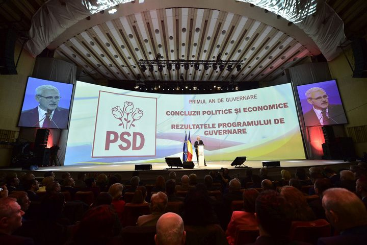 Congres PSD 16 720x480 Ciolanul unei Puteri ratate