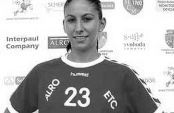 alexandra 350x227 Handbalista Alexandra Roua a murit la doar 32 de ani