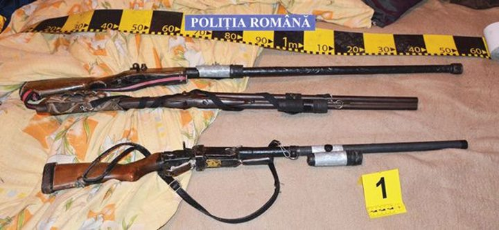 arme 720x333 S a schimbat regimul armelor: nici cele neletale nu mai pot fi purtate de cei bauti