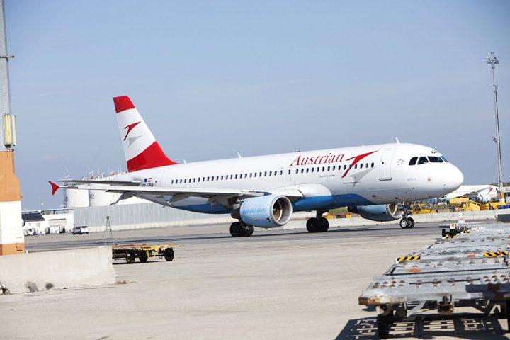 austrian airlines 720x480 Austrian Airlines anuleaza zboruri spre Bucuresti