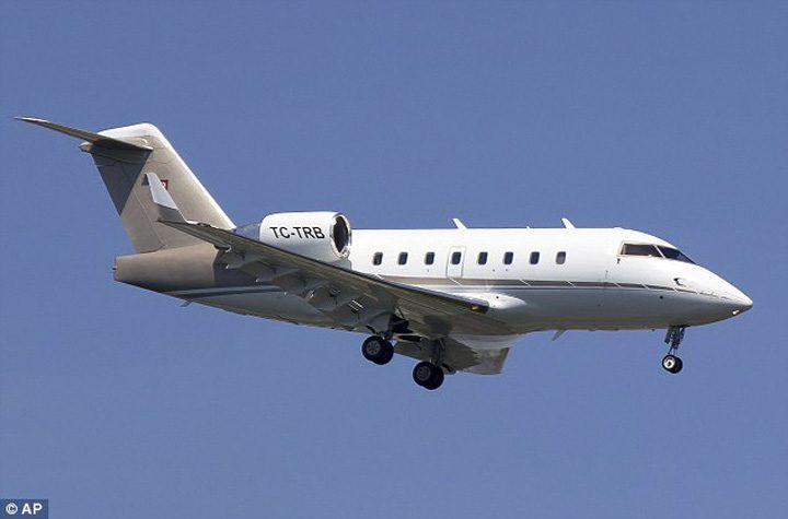 avion iran2 720x475 Tragicul destin al mostenitoarei imperiului Basaran