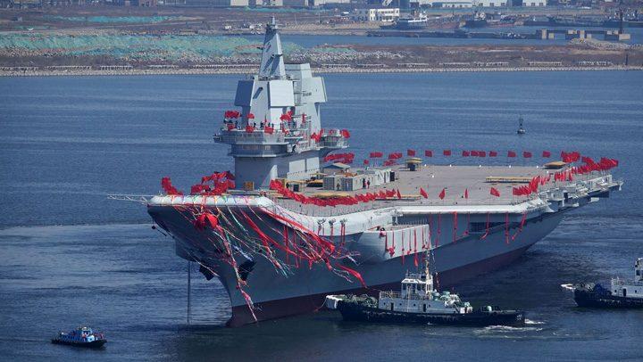 china 720x406 China scoate 175 de miliarde de dolari pentru armata