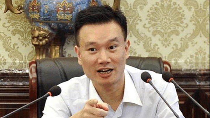 chinez 720x405 Chinezul care cumpara Rompetrol, arestat pentru mita